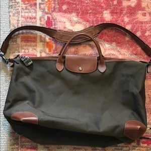 Longchamp weekender bag